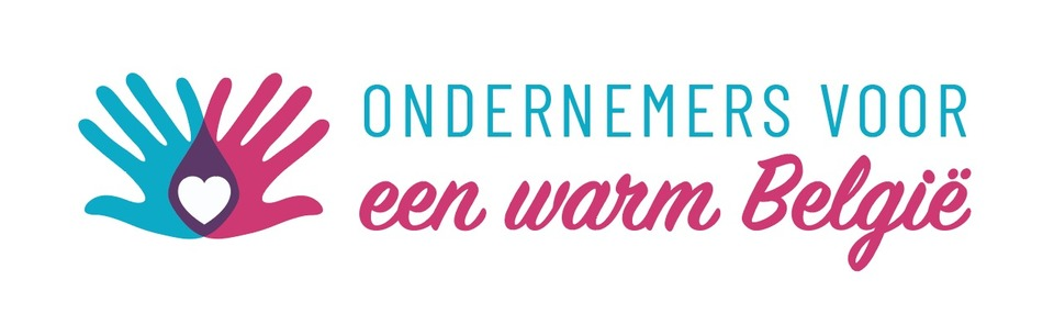 Logo ondernemers voor een warm België
